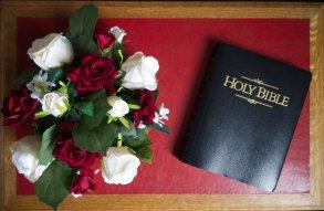 Bible & Roses